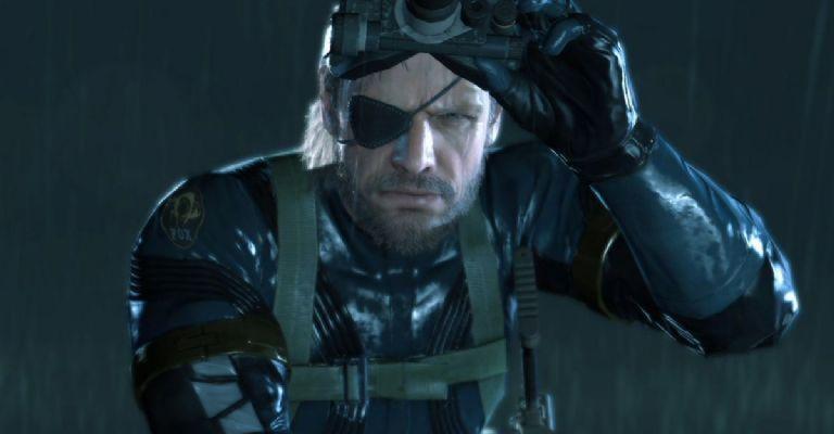 'Solid Snake', protagonista de 'Metal Gear Solid'