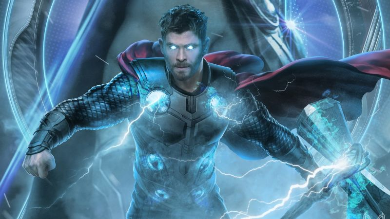 ¡Al fin! Chris Hemsworth anuncia que comenzaron las filmaciones de 'Thor: Love and Thunder'