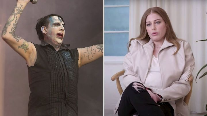 ¡Terrible! Ashley Morgan Smithline detalla cómo fueron los abusos que sufrió con Marilyn Manson
