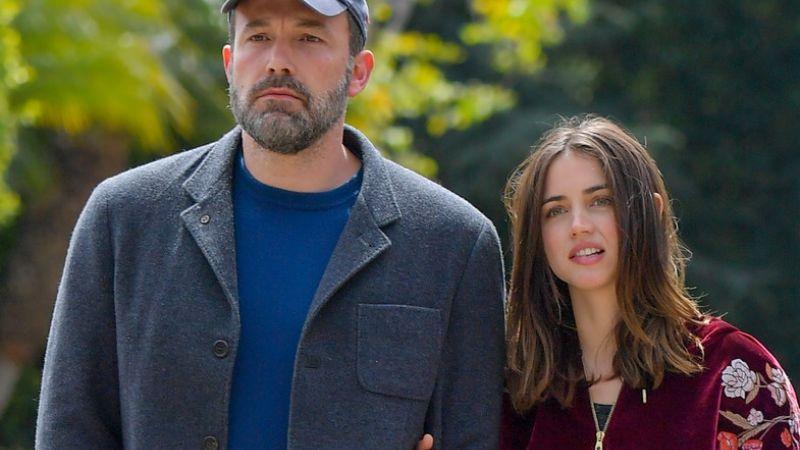 Ana de Armas expareja de Ben Affleck parece olvidarse del actor con un ejecutivo de Tinder